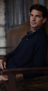 Romeo Merino Knit Polo Shirt