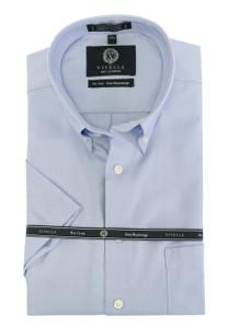 Viyella Short Sleeve Oxford Shirt