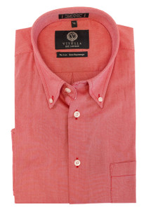 Viyella Long Sleeve Oxford Shirt