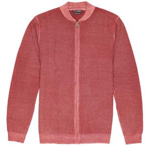 Romeo Merino Pigment-Dyed Full Zip Jacket