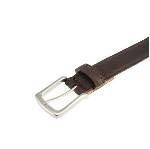 T.B. Phelps Torrence Deerskin Dress Belt