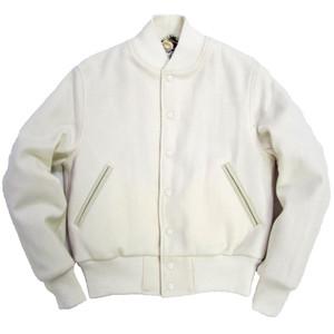 Golden Bear Melton All Wool Varsity Jacket