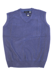 Viyella Basic V-Neck Sleeveless  Sweater
