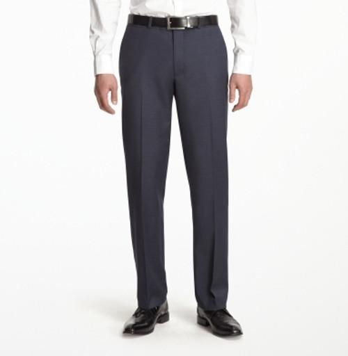 Ballin Slim Fit Comfort-EZE-Super 120s Gabardine Pant - Soho Model (New Slim Fit Plain Front Model)