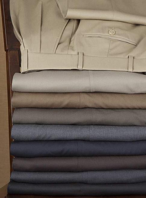 2dcd7db269c ... Ballin Slim Fit Comfort-EZE-Super 120s Gabardine Pant - Soho Model (New  ...