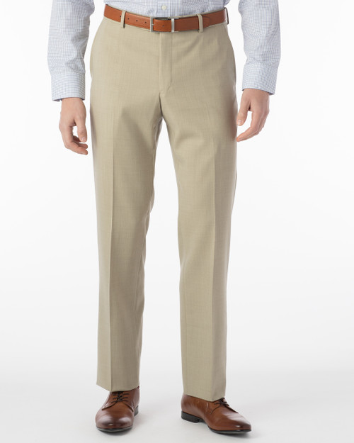 Ballin Super 120s Comfort-EZE Travel Twill Dress Pants-Soho