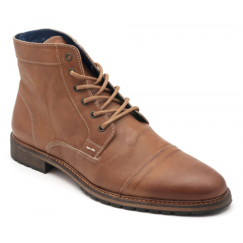 Parc City Boot Co. Gross Morne Boot in Tan