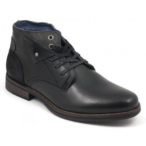 Parc City Boot Co. Jasper Boot in Black