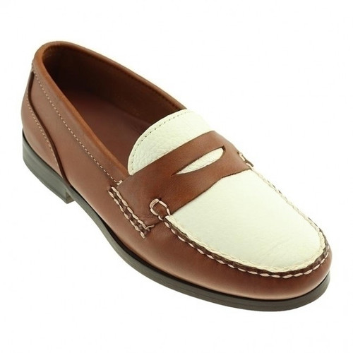 T. B. Phelps Shag Penny Loafer