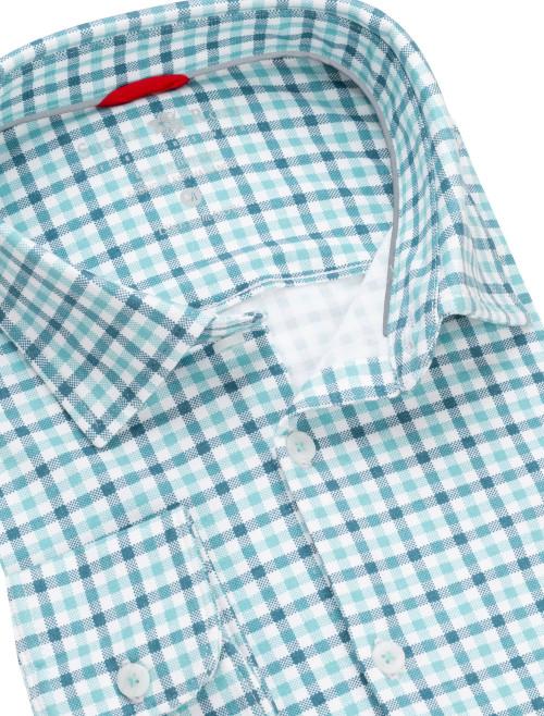 Stone Rose Performance Knit Long Sleeve Shirt