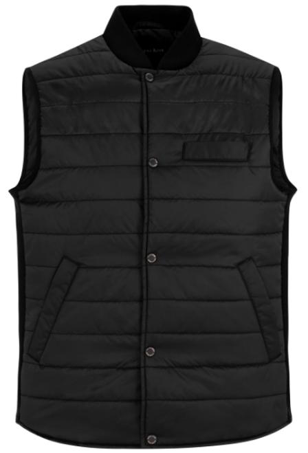 Stone Rose Puffer Vest