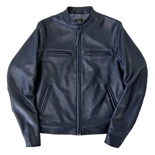Golden Bear Lodi Banded Collar Moto Jacket