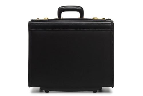 "Korchmar Captain Wheeled Catalog Case  18"" - Black"