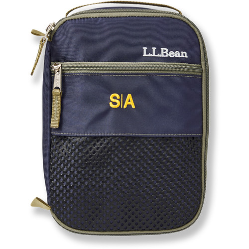 Lunch Box w/SA logo [NY264-SA-LUNCH-NAVY]