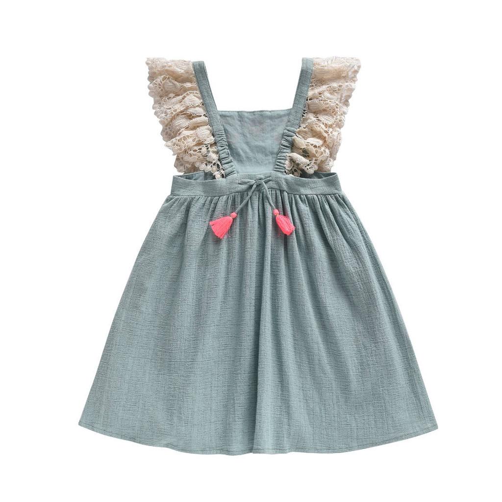 LOUISE MISHA   SS18   DRESS AKRITI   BLUE