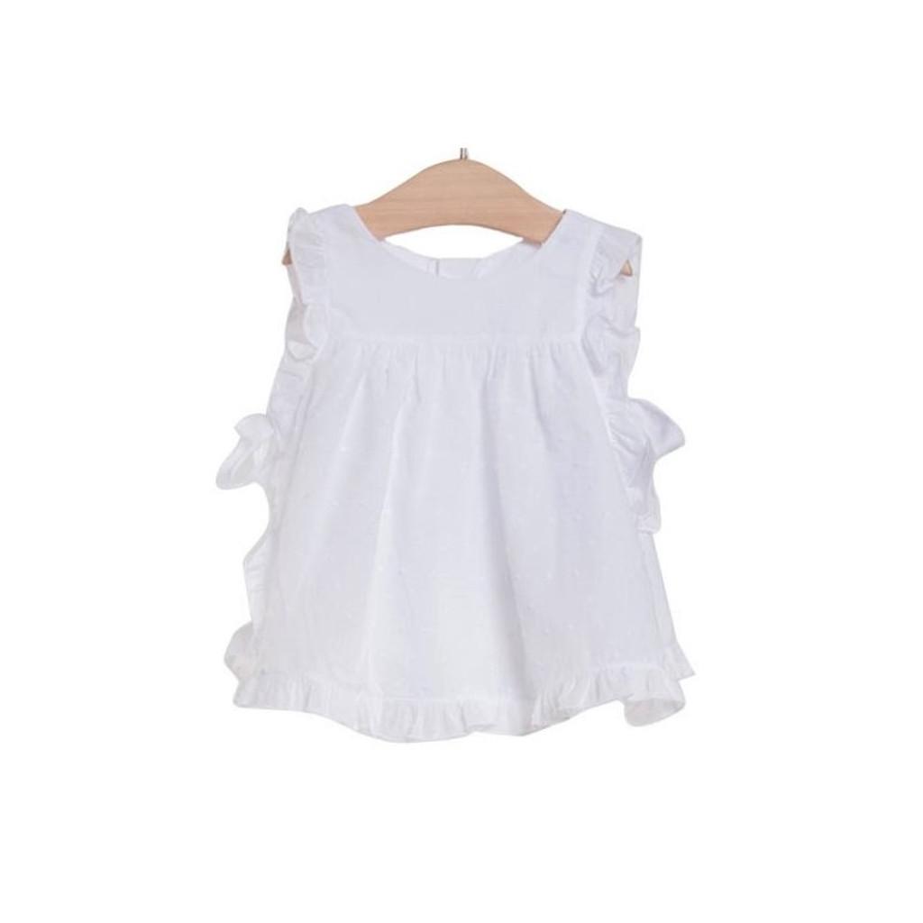 FINA EJERIQUE - SS18 | DRESS | WHITE