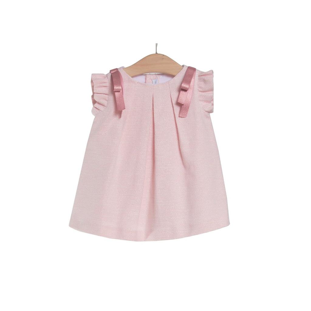 FINA EJERIQUE - SS18 | DRESS | PINK