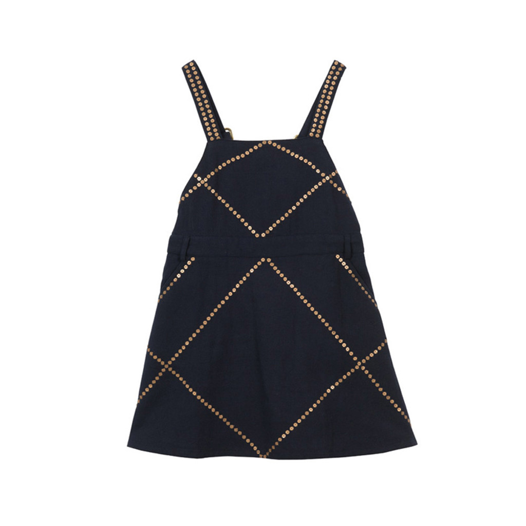 VELVETEEN | BIBI | PINAFORE DRESS
