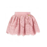 Angel's Face | Romantic Lace Skirt | Pink