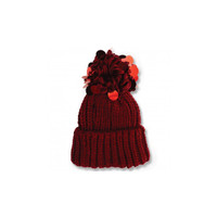 MILK & SODA | Eliza Beanie | Red