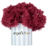 ANGEL'S FACE | STELLA TRINITY SKIRT | TIBETAN RED