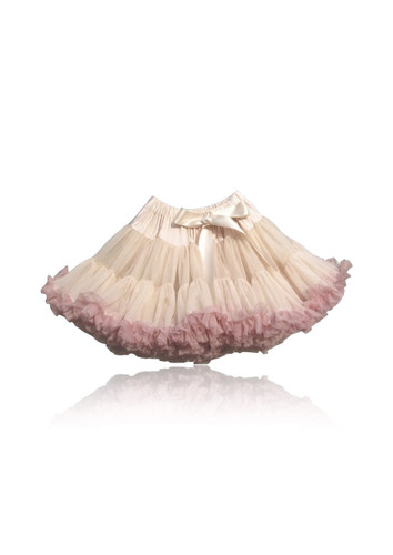 DOLLY BY LE PETIT TOM   Pettiskirt   Cream