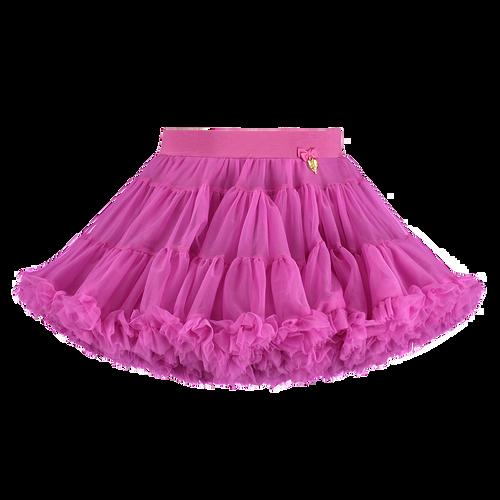 Angel's Face   Charm Tutu Skirt   Azalea Pink