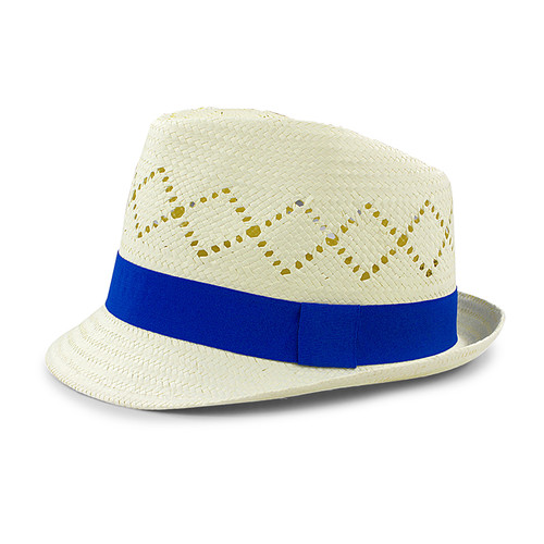 MILK & SODA | LENNOX FEDORA | WHITE