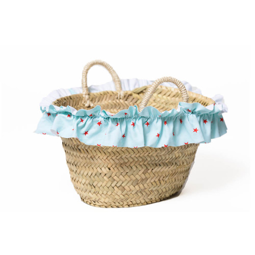FINA EJERIQUE - SS18 | BASKET | GREEN