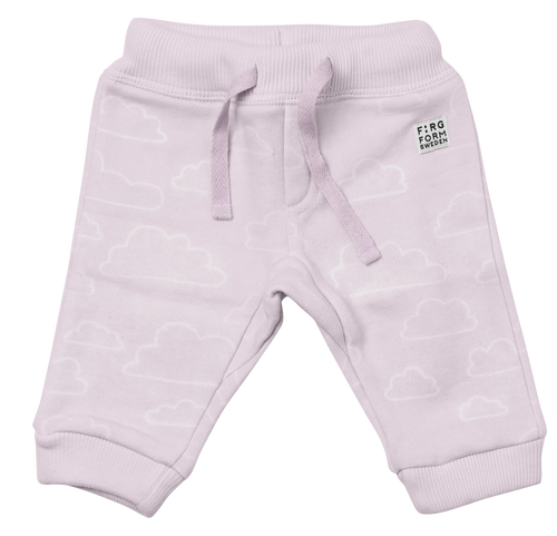 FARG FORM | MOLN ORGANIC TROUSERS | PINK