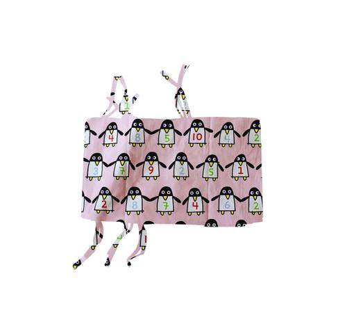 FARG FORM |  Bumper - Penguin Pals | Pink