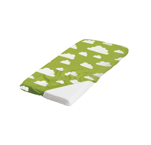 FARG FORM | Fitted Sheet Moln | Green