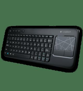 Logitech K400r Wireless Touch Keyboard