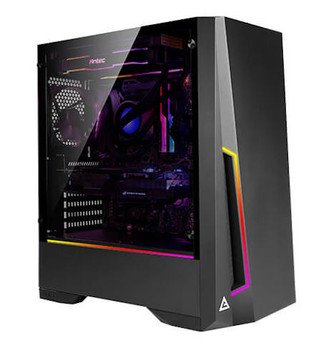 Gaming PC - Antec DP501 Tempered Glass Mid-Tower