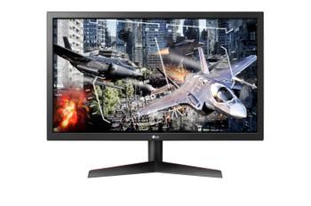 """LG 24GL600F-B 24"""" 144Hz FHD TN FreeSync Gaming Monitor"""