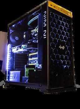 GX INTEL i9-10900K RTX2080 GAMING PC
