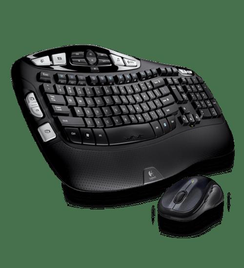 Logitech Wireless Wave Combo MK550