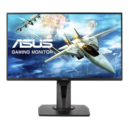 "Asus VG258Q | 24.5"" FHD 144Hz 1ms TN G-Sync/Free-Sync Compatible Gaming Monitor"