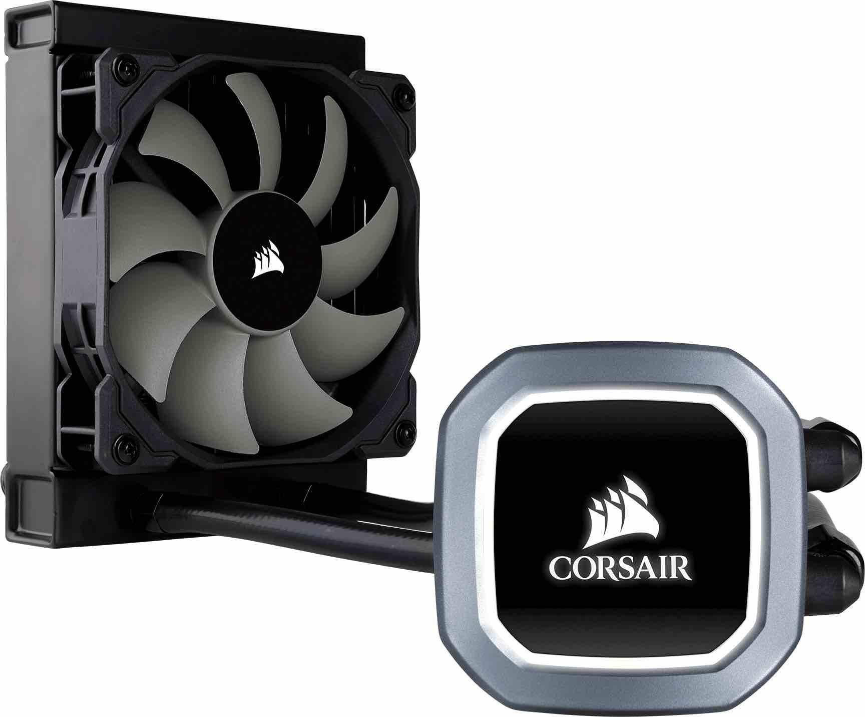 Corsair H60 v2 120mm Liquid CPU Cooler