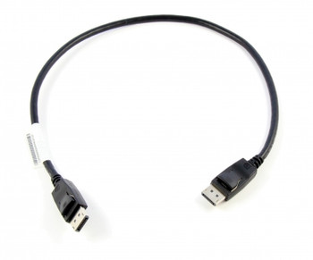 Lenovo 0.5m DisplayPort Black