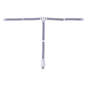 FM Ribbon Aerial with Coaxial Plug and 1.8 m Lead