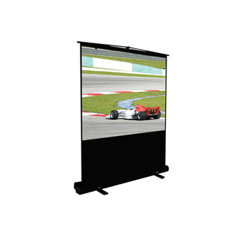 86 4:3 Ratio Matt White Height Adjustable Portable Projection Screen