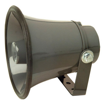 8 Ohm 15 W Aluminium Horn Speaker With Adjustable Bracket