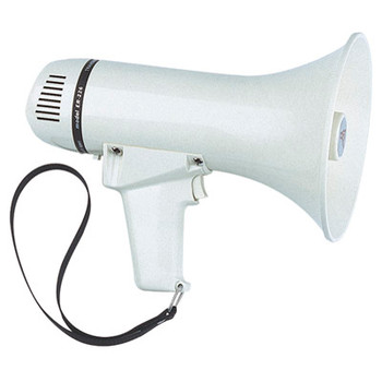 Eagle 5 W High Output ABS Plastic Megaphone With Volume Control