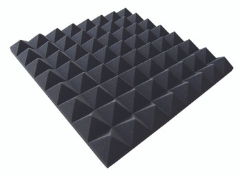 New Jersey Sound Acoustic Foam Tiles [NJS192B]
