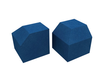 30 X 30 X 30cm Corner Acoustic Cube (Pack of 2) [EQ014]