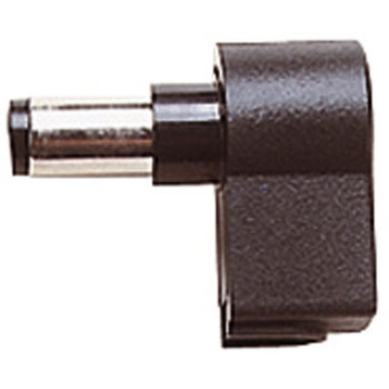 1.1 mm Centre Hole 10 mm Shaft High Quality Right Angled DC Power Plug