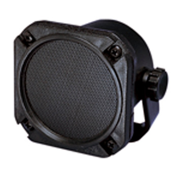 3W Weatherproof Communication Extension Speaker with 2 m Lead and 3.5 mm Jack Plug