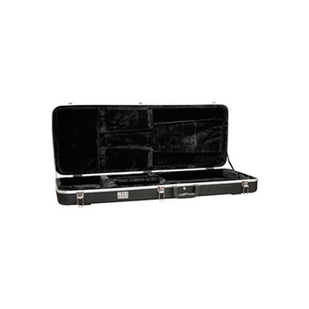 NJS ABS Rectangular Standard Electric Guitar Case