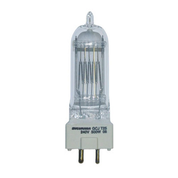 Sylvania 500 W GY9.5 T25 High Quality Theatre Lamp